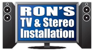 Ron's T.V. And Stereo Installation, Logo