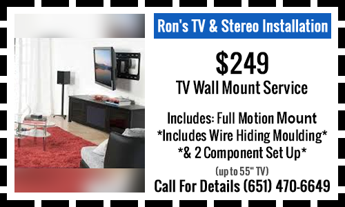 $249 TV Wall Mount Service