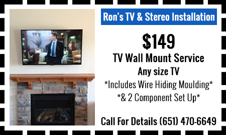 $149 TV Wall Mount Service Any size TV